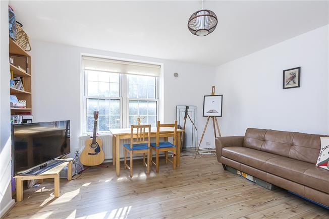 Asking Price £325,000, 1 Bedroom Flat For Sale in London, SE10