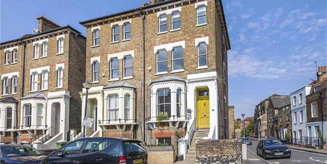 Asking Price £1,595,000, 5 Bedroom Semi Detached House For Sale in London, SE10