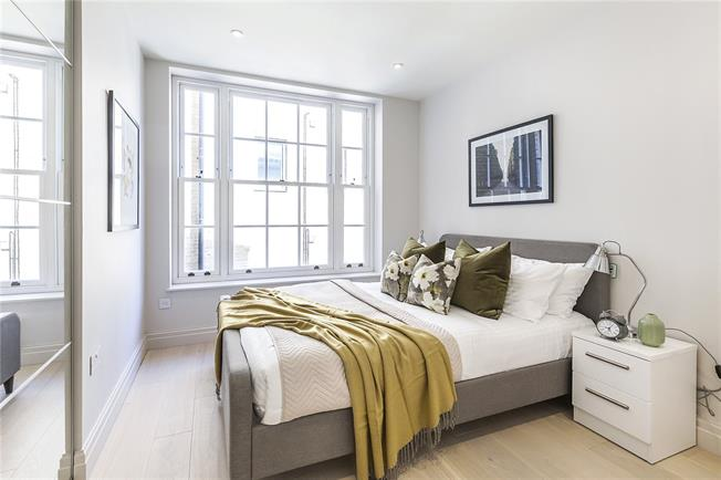 Asking Price £515,000, 2 Bedroom Flat For Sale in London, SE10
