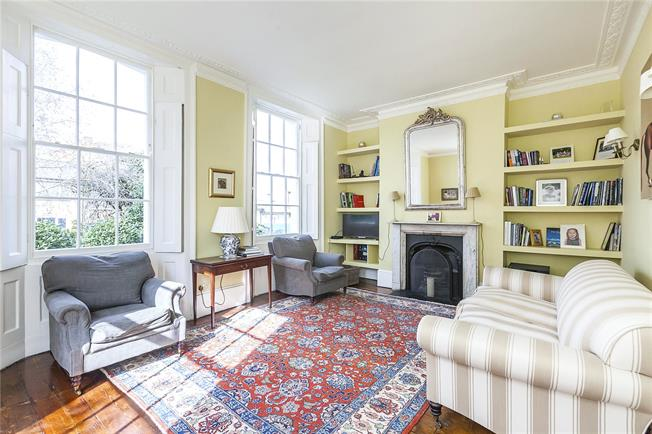 Asking Price £1,750,000, 4 Bedroom House For Sale in London, SE10