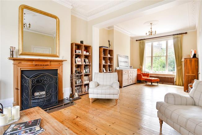 Asking Price £1,795,000, 6 Bedroom Terraced House For Sale in London, SE10