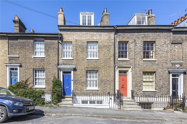 Asking Price £1,275,000, 3 Bedroom Terraced House For Sale in London, SE10