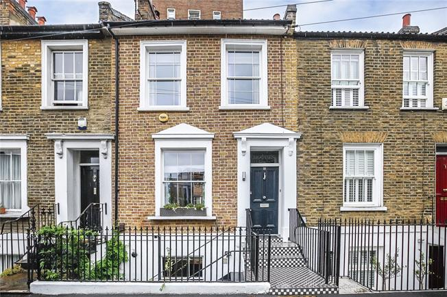 Asking Price £950,000, 3 Bedroom Terraced House For Sale in London, SE10