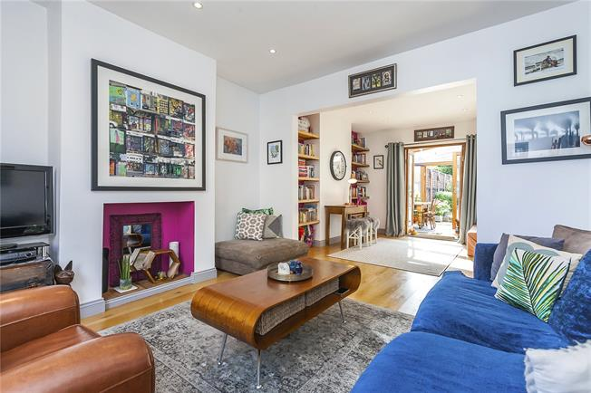 Asking Price £750,000, 2 Bedroom Terraced House For Sale in London, SE10