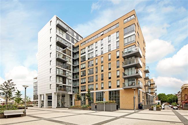 Asking Price £400,000, 1 Bedroom Flat For Sale in London, SE10
