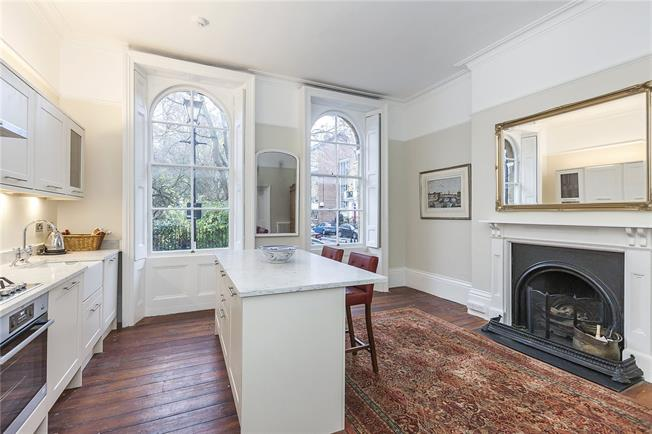 Asking Price £495,000, 1 Bedroom Flat For Sale in London, SE10