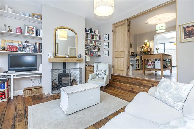 Guide Price £1,100,000, 4 Bedroom Terraced House For Sale in London, SE10