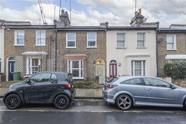 Asking Price £685,000, 3 Bedroom Terraced House For Sale in London, SE10