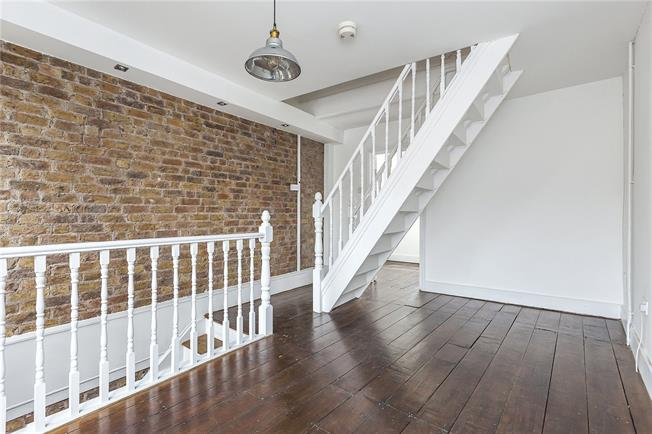 Asking Price £600,000, 2 Bedroom Terraced House For Sale in London, SE10