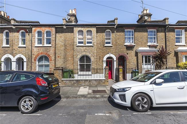 Asking Price £725,000, 3 Bedroom Terraced House For Sale in London, SE10