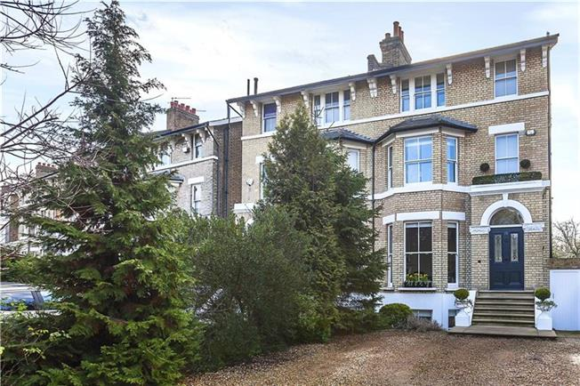 Guide Price £2,000,000, 4 Bedroom Semi Detached House For Sale in London, SE3
