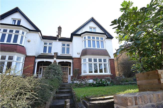 Offers in excess of £1,550,000, 5 Bedroom Semi Detached House For Sale in London, SE13