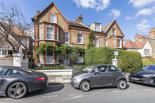 Asking Price £2,200,000, 5 Bedroom Semi Detached House For Sale in London, SE3