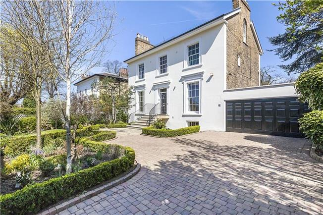 Asking Price £3,750,000, 7 Bedroom House For Sale in London, SE3