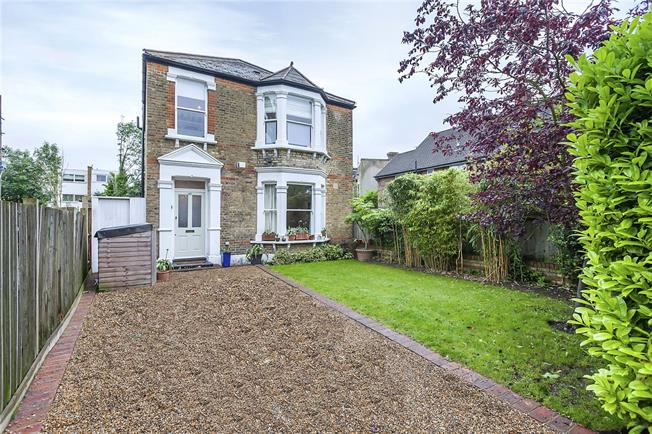 Offers in excess of £1,000,000, 4 Bedroom Detached House For Sale in London, SE12