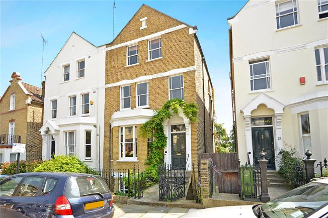 Asking Price £1,600,000, 6 Bedroom Semi Detached House For Sale in London, SE3