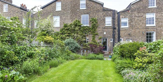 Asking Price £1,700,000, 4 Bedroom House For Sale in London, SE13