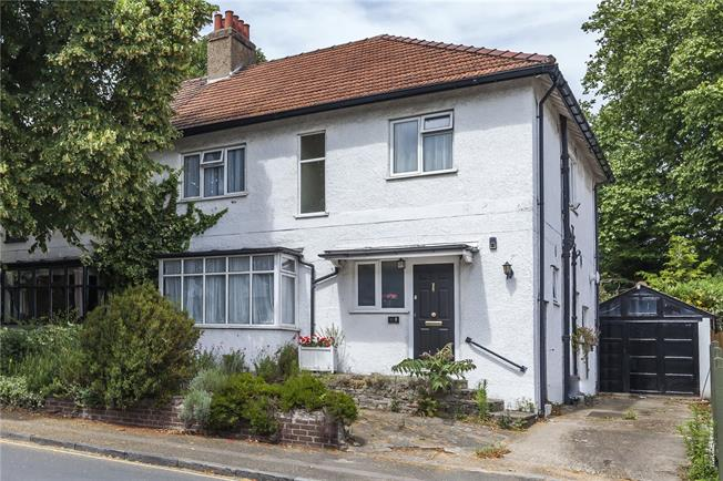 Asking Price £1,350,000, 4 Bedroom House For Sale in London, SE3