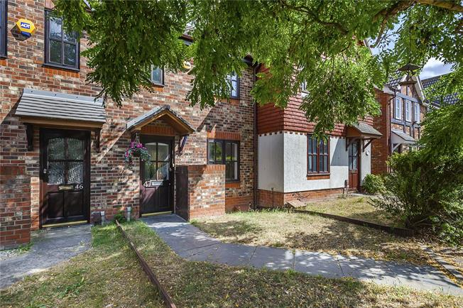 Guide Price £415,000, 2 Bedroom Terraced House For Sale in London, SE3