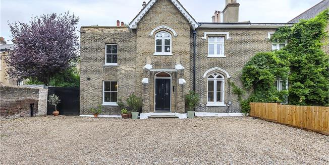 Guide Price £2,350,000, 6 Bedroom Semi Detached House For Sale in London, SE13
