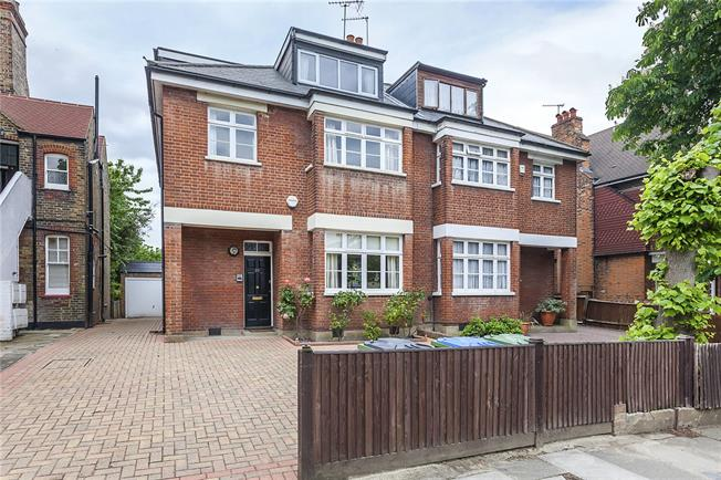 Offers in excess of £1,595,000, 5 Bedroom Semi Detached House For Sale in London, SE3