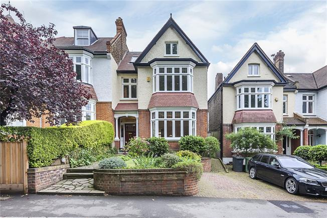 Asking Price £1,700,000, 7 Bedroom Semi Detached House For Sale in London, SE13