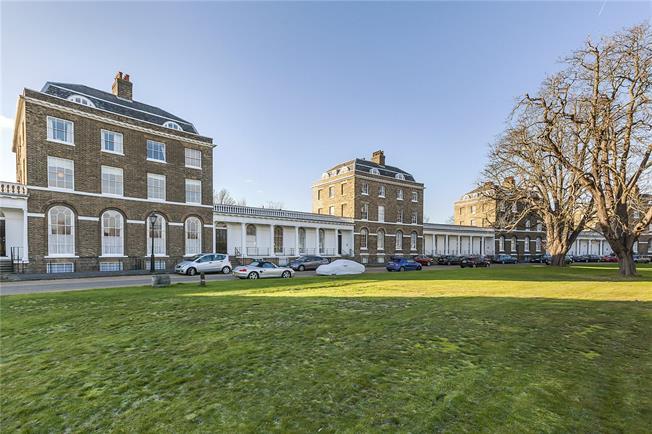 Asking Price £1,250,000, 3 Bedroom Flat For Sale in London, SE3
