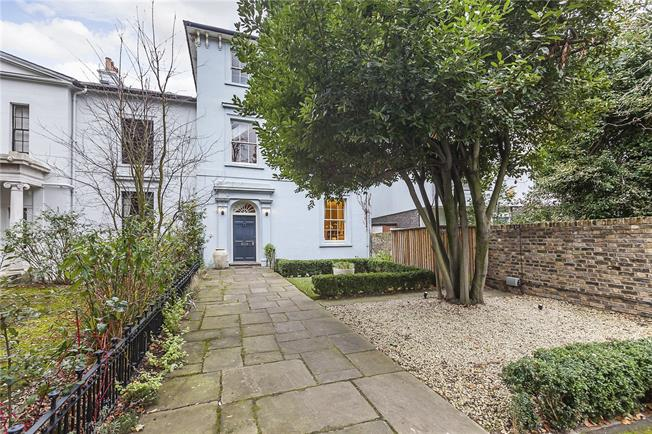 Offers in excess of £2,000,000, 4 Bedroom Semi Detached House For Sale in London, SE3