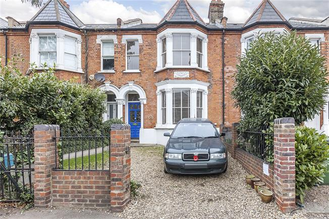 Asking Price £665,000, 3 Bedroom Terraced House For Sale in London, SE3