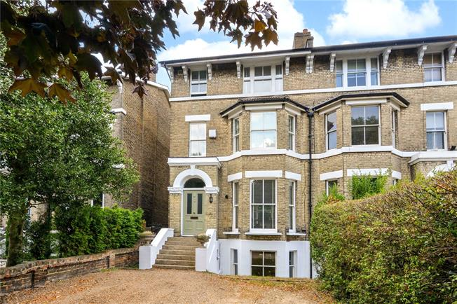 Asking Price £1,850,000, 4 Bedroom Semi Detached House For Sale in London, SE3