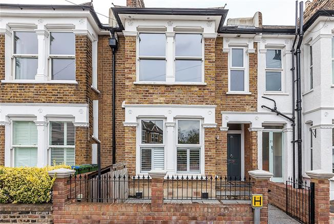 Asking Price £800,000, 3 Bedroom Terraced House For Sale in London, SE3
