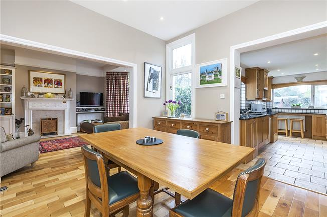 Asking Price £1,850,000, 5 Bedroom Semi Detached House For Sale in London, SE3