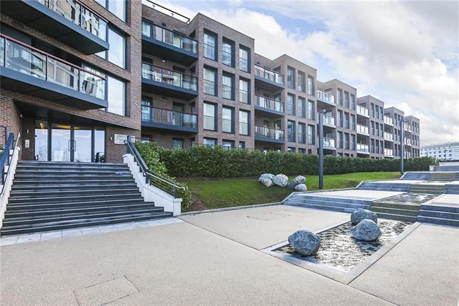 Asking Price £699,999, 3 Bedroom Flat For Sale in 2 Duke Of Wellington Avenue, SE18