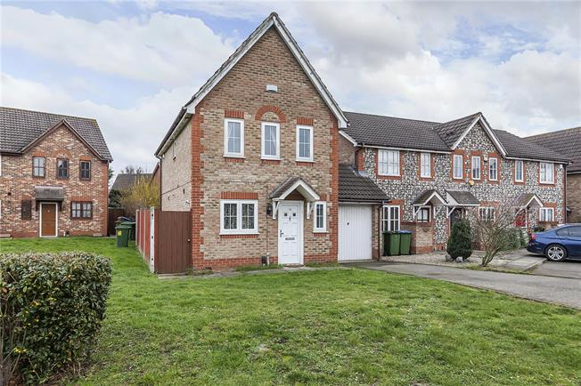 Asking Price £525,000, 3 Bedroom Detached House For Sale in London, SE3