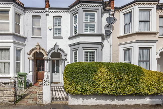 Asking Price £750,000, 3 Bedroom Terraced House For Sale in London, SE13