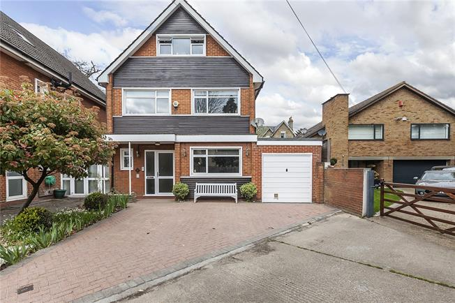 Asking Price £1,400,000, 5 Bedroom Detached House For Sale in London, SE3