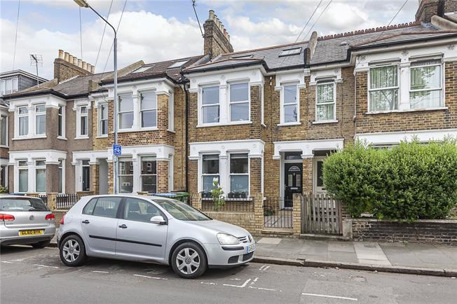 Asking Price £900,000, 4 Bedroom Terraced House For Sale in London, SE3