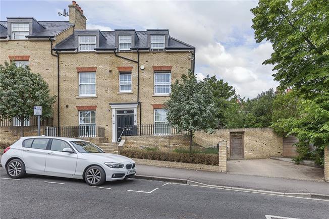 Asking Price £1,750,000, 5 Bedroom Semi Detached House For Sale in London, SE3