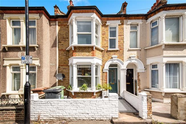 Asking Price £799,950, 3 Bedroom Terraced House For Sale in London, SE13