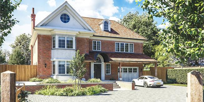 Asking Price £2,000,000, Land For Sale in Chislehurst, BR7
