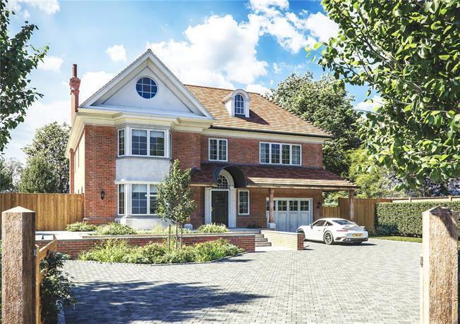 Asking Price £2,000,000, Land For Sale in Chislehurst, BR7