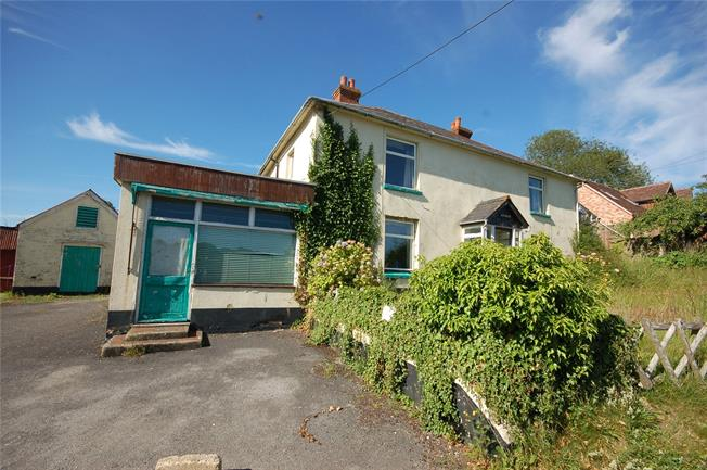 Guide Price £375,000, 4 Bedroom Detached House For Sale in Winterslow, SP5