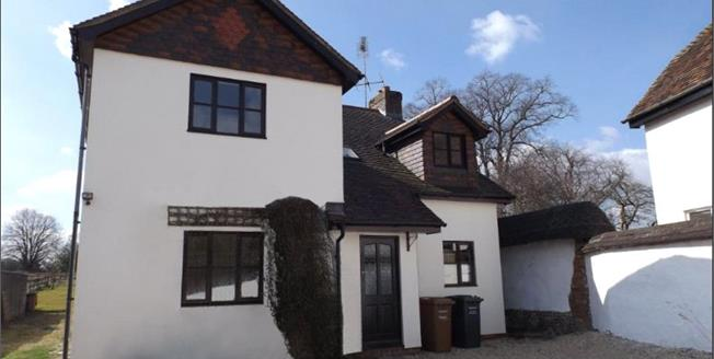 Guide Price £495,000, 4 Bedroom Detached House For Sale in Over Wallop, SO20