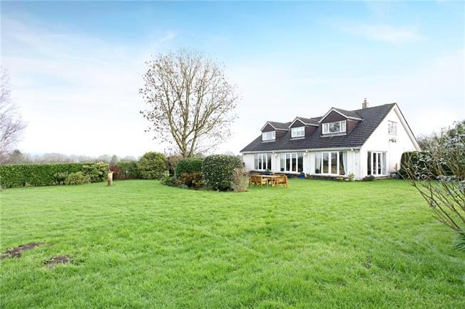 Guide Price £795,000, 5 Bedroom Bungalow For Sale in Warminster, BA12