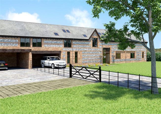 Guide Price £955,000, 3 Bedroom House For Sale in Salisbury, Wiltshire, SP5