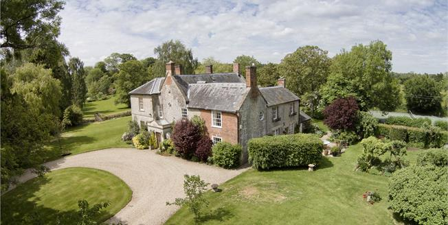 Guide Price £1,850,000, 7 Bedroom Detached House For Sale in Norton Bavant, BA12