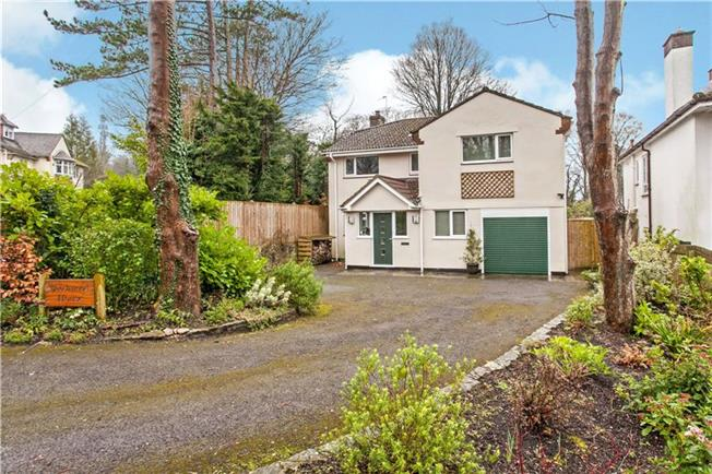 Guide Price £750,000, 4 Bedroom Detached House For Sale in Wiltshire, SP2