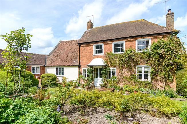 Guide Price £745,000, 5 Bedroom Detached House For Sale in Wylye, BA12