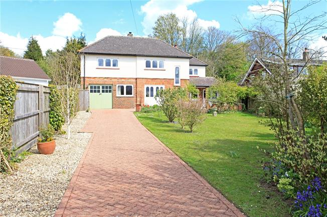 Guide Price £540,000, 4 Bedroom Detached House For Sale in Laverstock, SP1