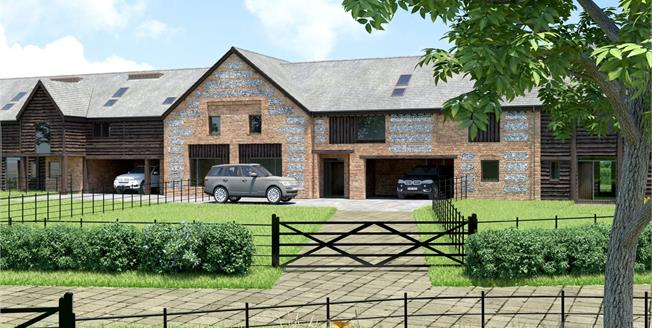 Guide Price £945,000, 4 Bedroom House For Sale in Bishopstone, SP5